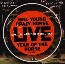 Neil Young: Year Of The Horse - Live, 2 CDs
