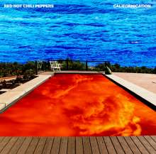 Red Hot Chili Peppers: Californication, CD