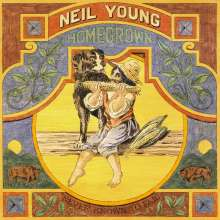 Neil Young: Homegrown, CD