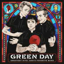 Green Day: Greatest Hits: God's Favorite Band, CD