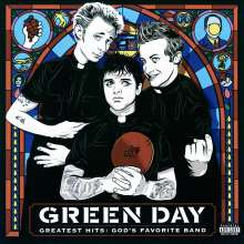 Green Day: Greatest Hits: God's Favorite Band, 2 LPs