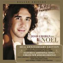 Josh Groban (geb. 1981): Noël (10th-Anniversary-Edition), CD