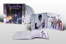 Prince: Filmmusik: Purple Rain (Expanded-Deluxe-Edition), 3 CDs und 1 DVD