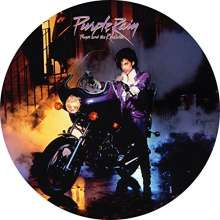 Filmmusik: Purple Rain (Limited Edition) (Picture-Disc), LP