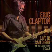 Eric Clapton: Live In San Diego (With Special Guest JJ Cale), 2 CDs