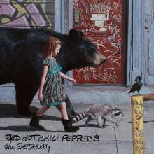 Red Hot Chili Peppers: The Getaway, 2 LPs