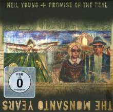 Neil Young: The Monsanto Years (CD + DVD), 1 CD und 1 DVD