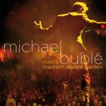 Michael Bublé (geb. 1975): Michael Bublé...Meets Madison Square Garden 2008, 1 CD und 1 DVD