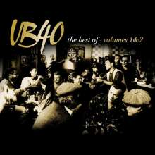 UB40: The Best Of UB40:  Volumes 1 & 2, 2 CDs
