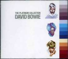 David Bowie (1947-2016): The Platinum Collection, 3 CDs