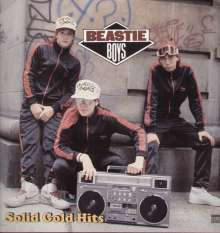 The Beastie Boys: Solid Gold Hits - The Best Of The Beastie Boys, 2 LPs