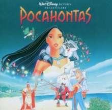 Filmmusik: Pocahontas, CD