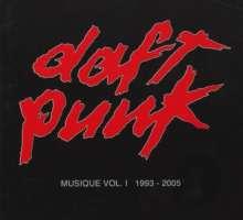 Daft Punk: Musique Vol.I: 1993 - 2005, CD