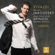 Philippe Jaroussky - Vivaldi Heroes, CD