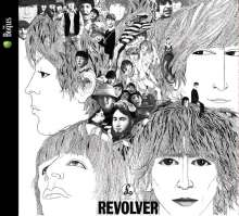 The Beatles: Revolver (Stereo Remaster) (Limited Deluxe Edition), CD