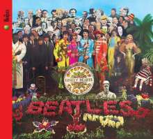 The Beatles: Sgt. Pepper's Lonely Hearts Club Band (Stereo Remaster) (Limited Edition), CD