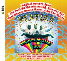 The Beatles: Magical Mystery Tour (Stereo Remaster) (Limited Deluxe Edition), CD