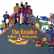 The Beatles: Yellow Submarine (remastered) (180g), LP