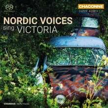 Nordic Voices sing Victoria, Super Audio CD