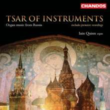 "Russische Orgelmusik - ""Tsar of Instruments"", CD"
