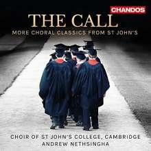 St.John's College Choir Cambridge - The Call, CD