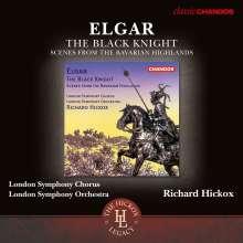 "Edward Elgar (1857-1934): Symphony ""The Black Knight"" op.25, CD"