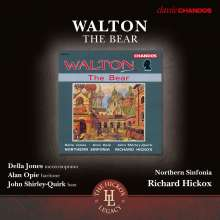 William Walton (1902-1983): The Bear, CD