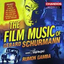 Gerard Schurmann (geb. 1924): Filmmusik, CD