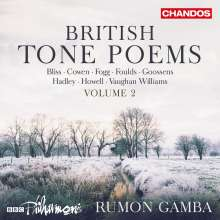 British Tone Poems Vol.2, CD