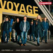 Lisa Friend - Voyage, CD