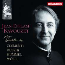 Jean-Efflam Bavouzet - The Beethoven Connection, CD
