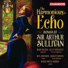 "Arthur Sullivan (1842-1900): Lieder - ""The Harmonious Echo"", 2 CDs"