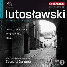 Witold Lutoslawski (1913-1994): Orchesterwerke Vol.1, Super Audio CD