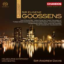 Eugene Goossens (1893-1962): Orchesterwerke Vol.2, Super Audio CD