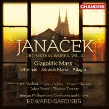 Leos Janacek (1854-1928): Orchesterwerke Vol.3, Super Audio CD