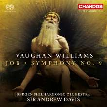 Ralph Vaughan Williams (1872-1958): Symphonie Nr.9, SACD