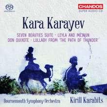 Kara Karayev (1918-1982): Orchesterwerke, Super Audio CD
