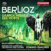 Hector Berlioz (1803-1869): Requiem, SACD