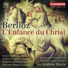 Hector Berlioz (1803-1869): L'Enfance du Christ, 2 Super Audio CDs