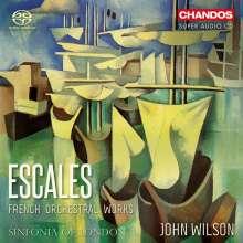 Sinfonia of London - Escales, Super Audio CD