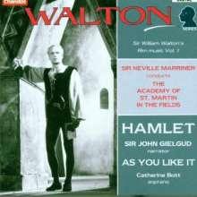 William Walton (1902-1983): Filmmusik Vol.1, CD