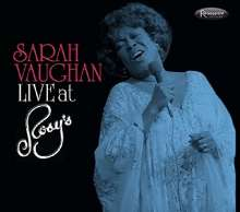Sarah Vaughan (1924-1990): Live At Rosy's, 2 CDs