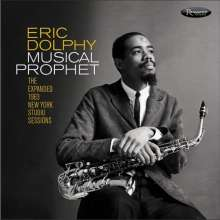 Eric Dolphy (1928-1964): Musical Prophet, 3 CDs