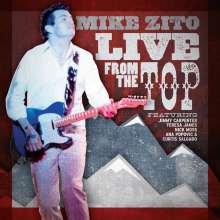 Mike Zito: Live From The Top, CD