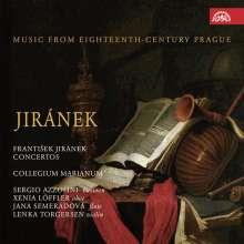 Frantisek Jiranek (1698-1778): Concerti, CD