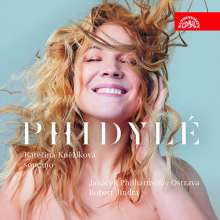 Katerina Knezikova - Phidyle, CD