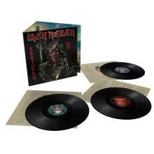 Iron Maiden: Senjutsu (180g) (Black Vinyl), 3 LPs