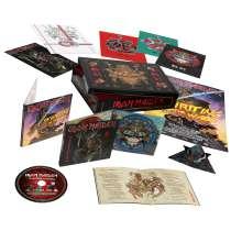 Iron Maiden: Senjutsu (Limited Boxset), 2 CDs und 1 Blu-ray Disc