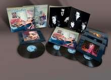 Marillion: Fugazi (Deluxe Edition), 4 LPs