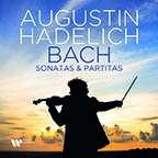 Johann Sebastian Bach (1685-1750): Sonaten & Partiten für Violine BWV 1001-1006, 2 CDs